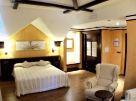 Hotel Los Cerezos, hotel in Monachil