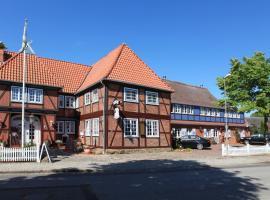 Landhotel Klempau, hôtel à Lübeck
