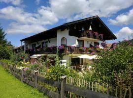 Poldi Apartments, Ferienwohnung in Ruhpolding