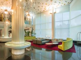 SH Valencia Palace, hotel in Valencia