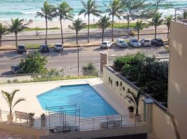 Apartamento na Praia da Barra, serviced apartment in Rio de Janeiro