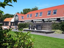Vakantiewoningen de Schelp, villa in Renesse
