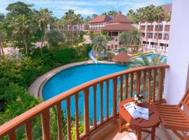 The Tide Resort, spa hotel in Bangsaen