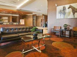 Best Western Cold Lake Inn, hotel em Cold Lake
