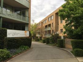 Kingston Comfy Apartment, apartment in Kingston