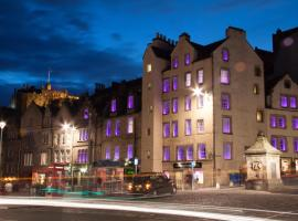 Grassmarket Hotel, hotel near Edinburgh Festival Theatre, Edinburgh