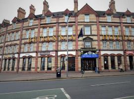 Britannia Hotel Wolverhampton, hotel in Wolverhampton