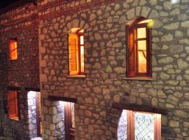 Limni Stone Apartments, hotel in Limne