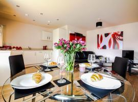 UR City Pad - Regent Wharf, hotel near Walsall Metropolitan Borough Council, Walsall