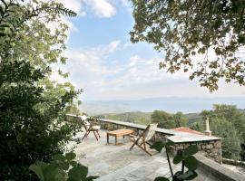 Pelion Belvedere - The Modern Cottage, hotel in Vyzitsa