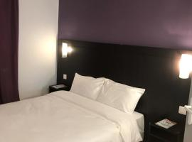 Fasthotel Thionville、ティオンヴィルのホテル