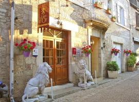 Hotel du Lion d'Or, Hotel in Rocamadour