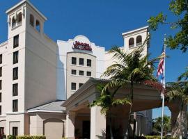 Hampton Inn & Suites Miami-Doral Dolphin Mall, hotel in Doral, Miami
