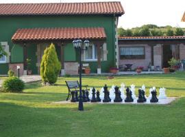 Alojamientos el Paramo, hotel in San Vicente de la Barquera