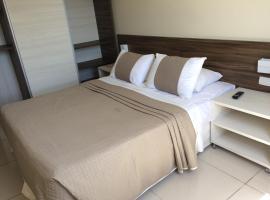 Apartamento Beira mar Tambau, luxury hotel in João Pessoa