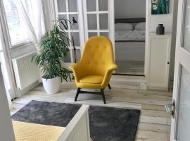 Home Sweet Apartment, hotel Bükben