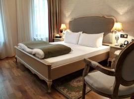 Времена Года, отель в Москве