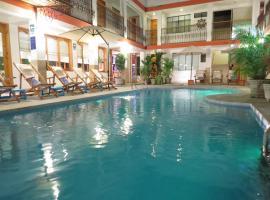 Hotel Las Flores, hotel in Ica