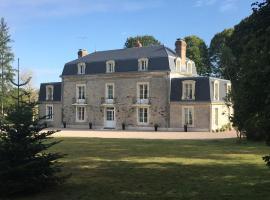 Le Manoir du Ribardon, country house in Neuvy-au-Houlme
