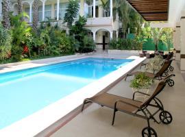 Villa Las Margaritas Caxa, hotel near El Lencero Airport - JAL, Xalapa