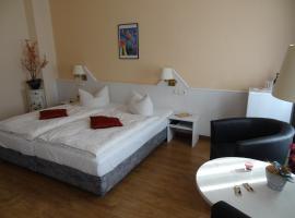 Hotel Elisenhof, ξενοδοχείο στο Κέμνιτς