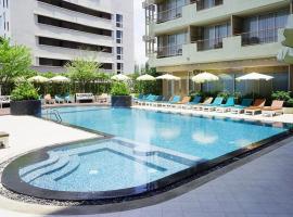 Long Beach Cha-Am Hotel, Hotel in Cha-am