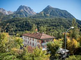 Hotel Filli, отель в Скуоле