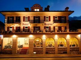 Hotel Regina, hotel in Cortina d'Ampezzo