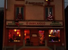 O Barcaiolo、コンフラン・サントノリーヌのホテル