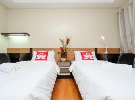 ZEN Rooms Studio 87, hotel near Cubao, Manila
