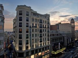 Regente Hotel, Hotel in Madrid