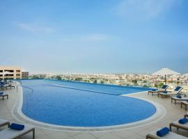 Ascott Park Place Dubai, hotel near Zinc Nightclub, Dubai