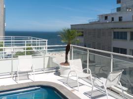 South Beach Vista Mar Flat, serviced apartment in Rio de Janeiro