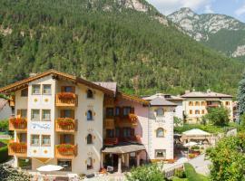 Hotel Genzianella, hotel in Ziano di Fiemme