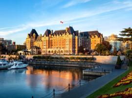 Fairmont Empress Hotel, hotel near Save-On-Foods Memorial Center, Victoria