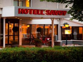 Hotel Savoy, hotel in Mariehamn