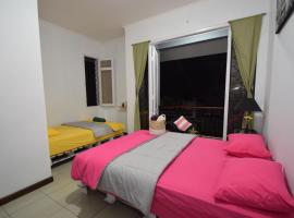 D&D Backpackers Guesthouse, guest house in Bandung