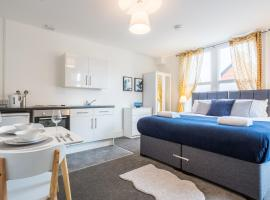 West Street Studios, apartment in Southend-on-Sea