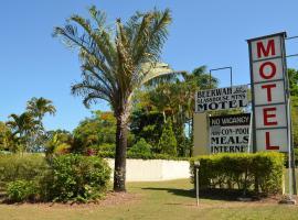 Beerwah Glasshouse Motel, hotel in Beerwah