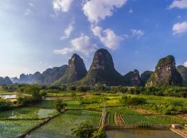Yangshuo Zen Garden Resort, hotel en Yangshuo