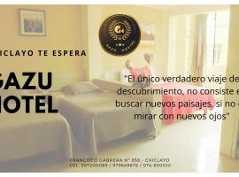 Hostal Gazu, hotel in Chiclayo