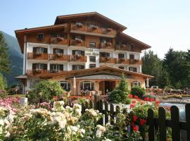 Hotel des Alpes, hotel a Molveno