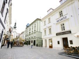 Skaritz Hotel & Residence, hotel near Bratislava Main Station, Bratislava