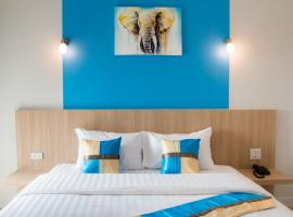 Phant at Thalang Service Apartment, hotel near Wat Prathong, Thalang
