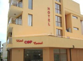 Hotel COOP Central, hotel in Obzor