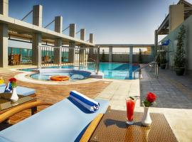 Rose Park Hotel Al Barsha, hotel near University of Wollongong in Dubai, Dubai