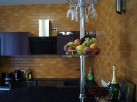 Apartment on Oboronnaya 29, hotel near Dmitrov Kremlin, Dmitrov