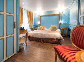 Villa Aultia Hotel, hotel en Ault