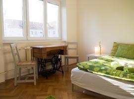 Room full of Light, ubytování v soukromí v Praze