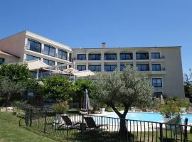 Domaine De Saint Clair Spa & Golf, hôtel à Saint-Clair